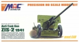 MAC DISTRIBUTION 87061 Anti-Tank Gun ZIS-2 1941 (1:87)