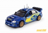 VITESSE 43118 SUBARU Impreza N°6 Rally New Zealand 2005 Atkinson Macheall (1:43)