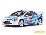 SUNSTAR 4699 PEUGEOT 307 RS WRC 2nd Rallye du Var 2011 (1:18)