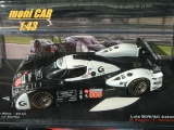 LOLA B09/60 Aston Martin No.008 P. Raquest - F. Mailleux - V. Ickx - 24 Heures du Mans (1:43) Altaya/IXO