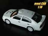 FOX18 Škoda Octavia WRC Evo2 Plain Body version (1:18)