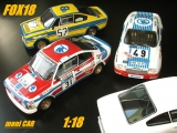 Škoda 130 RS 4x 1:18 od FOX18