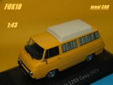 Škoda 1203 CAMPING Closed roof (1:43) FOX18