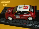 CITROEN Xsara KIT CAR - P. Bugalski - J. Chiaroni No.16 Rally Catalunya