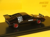 Škoda Supersport typ 724 FERAT 1981 No. 28 (1:43) FOX18