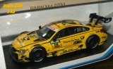 "BMW M4 DTM No.16 ""Deutsche Post"" Timo Glock 2017 (1:43) UNIFORTUNE"