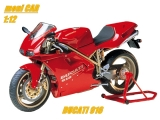 DUCATI 916 (1994-1998) - limited edition - (1:12) TAMIYA