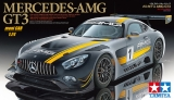 MERCEDES AMG GT3 kit (1:24) TAMIYA