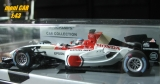 BAR HONDA 006 No.10 Takuma Sato - Japan GP 2004 (1:43) MINICHAMPS
