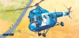 SMER 991 Helicopter Mi 2 Police (1:48)
