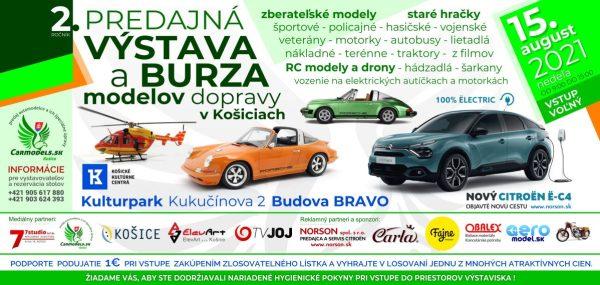 Burza Košice 15 08 21