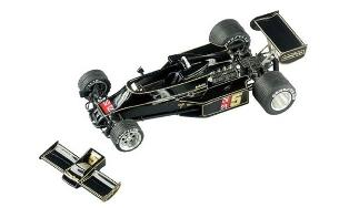 TAMEO KITS TMK 320 F1 Lotus Ford 77 Japanese G.P. 1976 (built 1:43)