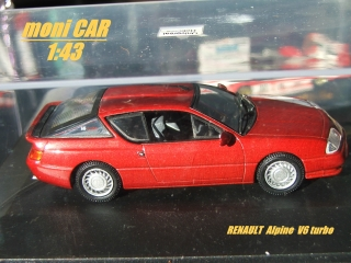 RENAULT Alpine V6 turbo (1:43) Universal Hobbies
