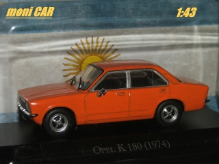 OPEL K 180 - 1974 (1:43) Altaya AS