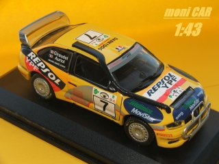 BMW 320si (E90) Colin Turkington (WSR Team RAC) - 2009 BTCC Champion (1:43) ATLAS