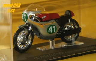 HONDA RC162 N o.41 - Mike Hailwood (1:24) DeAgostini