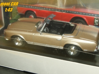 MERCEDES 230 SL 1963 (1:43) ATLAS